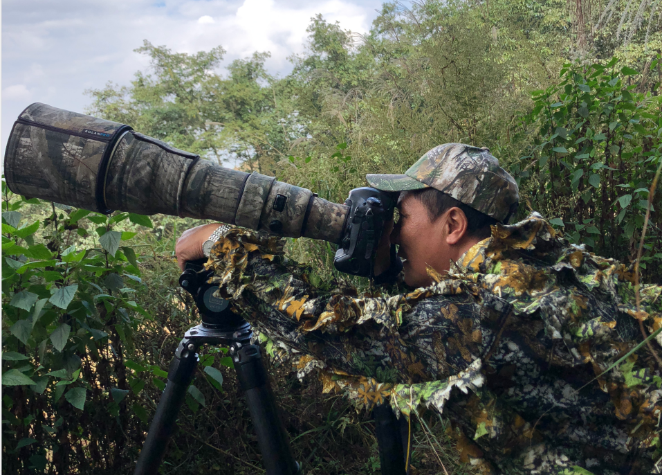 [Bird King Aiyakang] Thailand Shooting Highlights